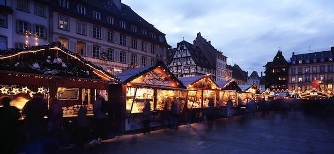 Marchés de Strasbourg - Alsace, France