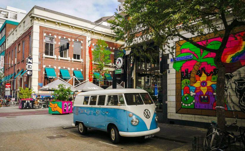 Conseils de voyage à Rotterdam, la capitale du street art urbain -