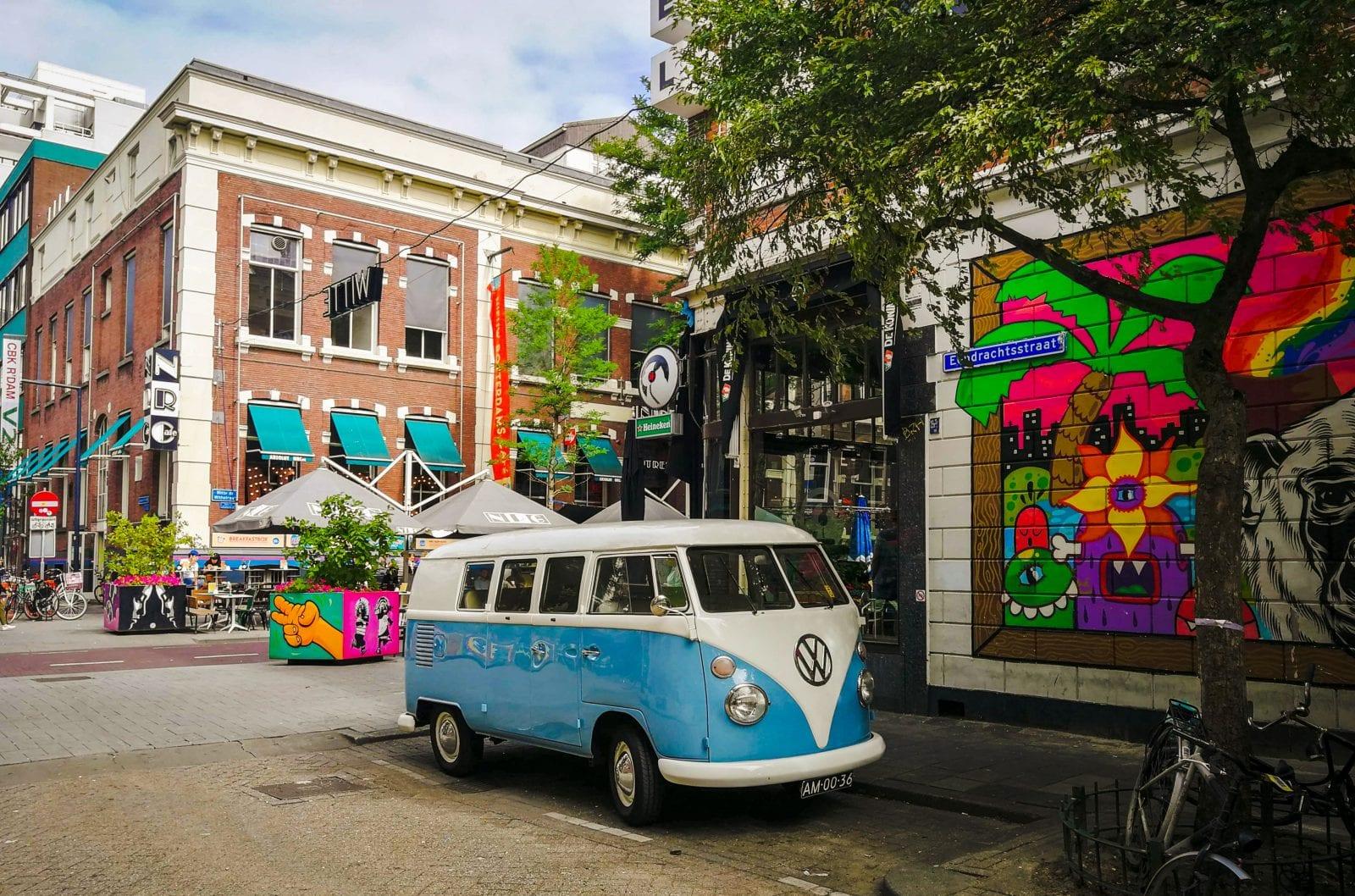 Conseils de voyage à Rotterdam, la capitale du street art urbain –