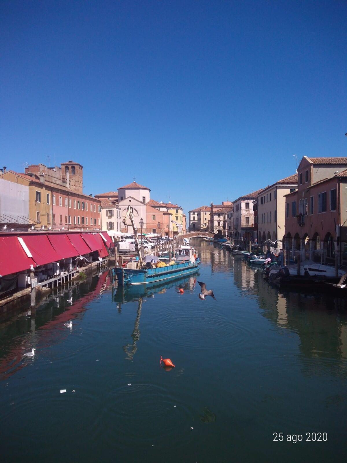 Conseils pour visiter Chioggia en Vénétie –