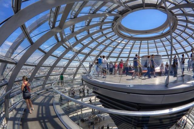Reichstag - Berlin, Allemagne