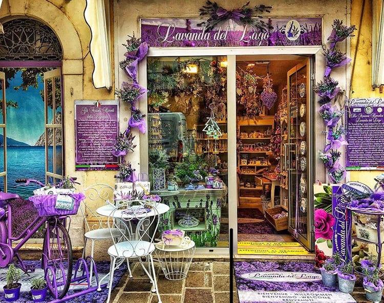 DESENZANO DEL GARDA - boutique typique