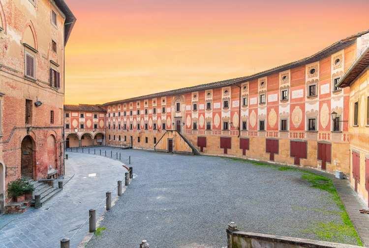 Palazzo del Seminario Vescovile à San Miniato