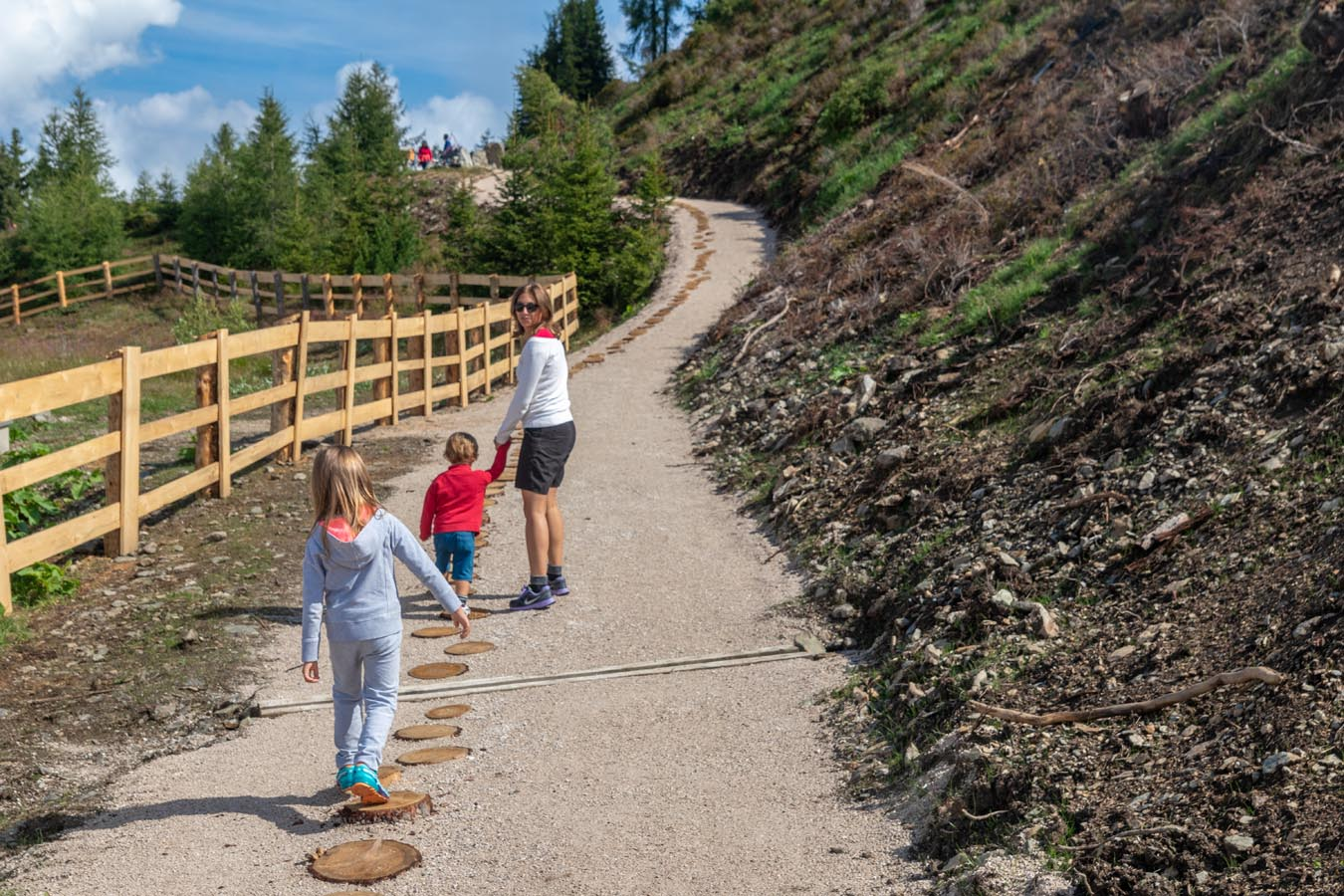Les sentiers familiaux dans les Dolomites de Sesto, même avec de jeunes enfants
