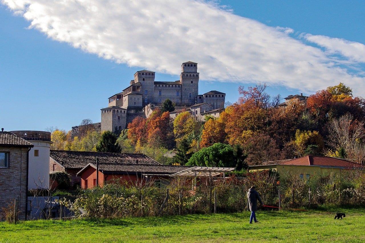 Château de Torrechiara et que voir à Parme –