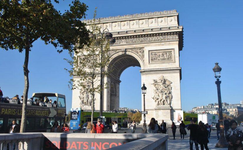 Visiter Paris avec des enfants en trois jours -