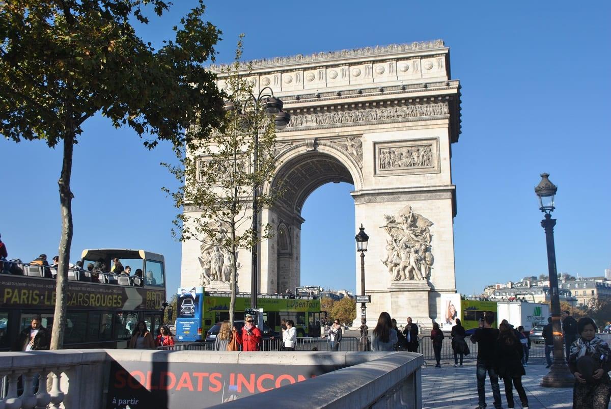 Visiter Paris avec des enfants en trois jours –
