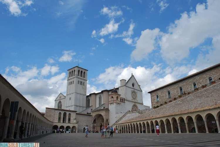 Basilique de San Francesco - Assise, Ombrie