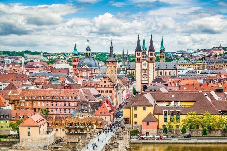 Que voir à Würzburg, la plus belle ville de la route romantique -