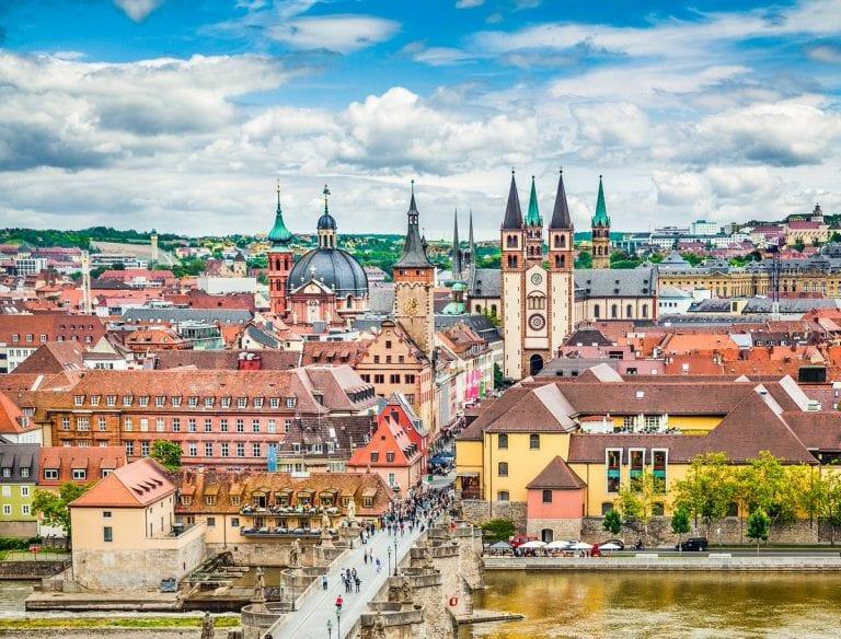 Que voir à Würzburg, la plus belle ville de la route romantique –