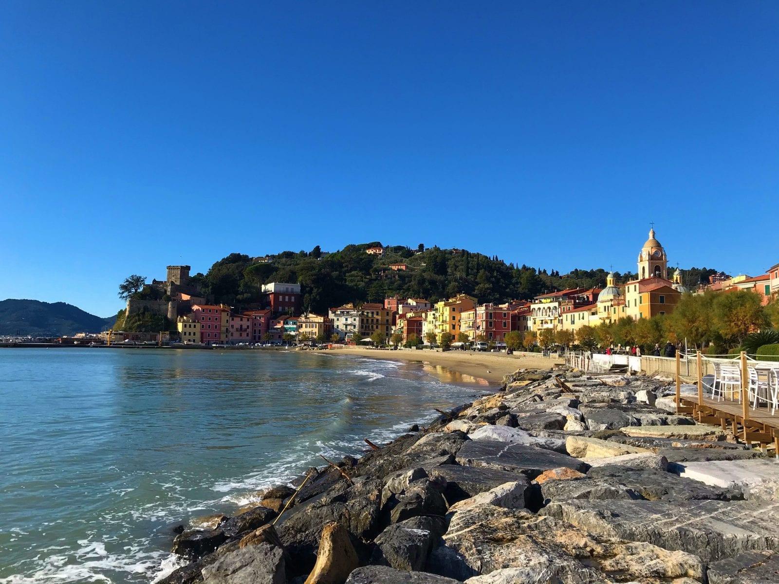 Que faire à San Terenzo en Ligurie, un petit village de marins