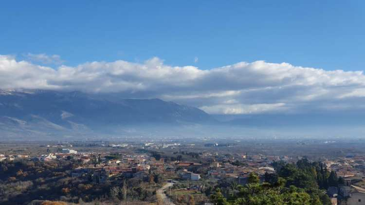 vue depuis la tour Piccolomini