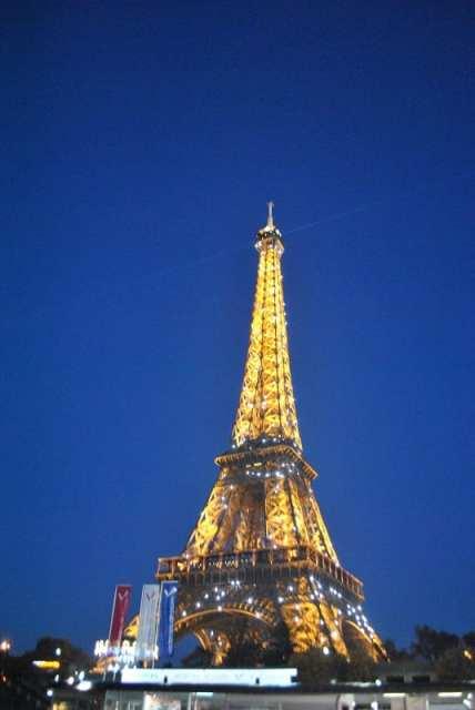 Tour Eiffel - Paris avec enfants