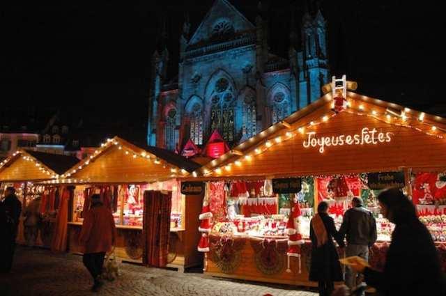 Marchés de Noël de Mulhouse