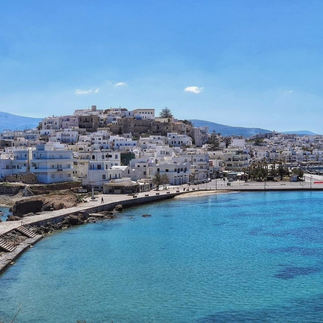 Que faire et voir à Naxos, la perle des Cyclades en Grèce