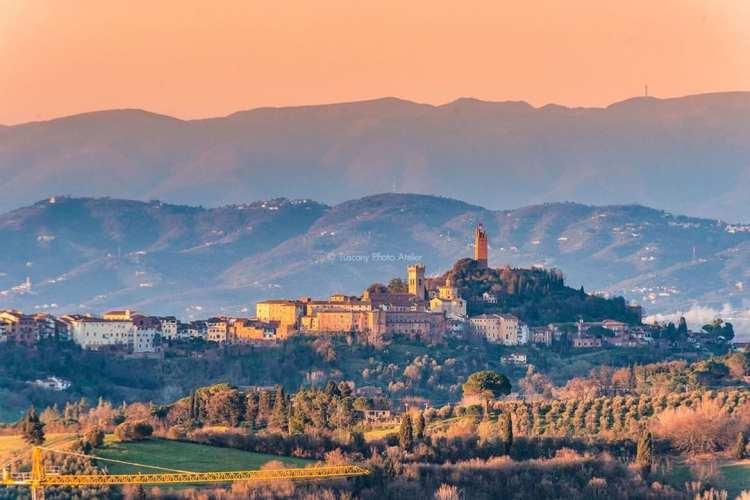 Panorama sur San Miniato