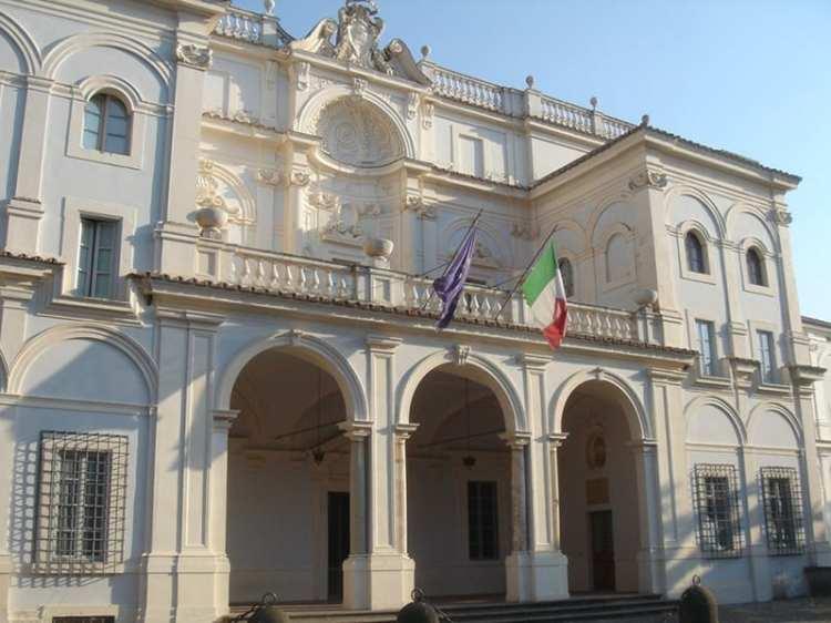 VILLA FALCONIERI à Frascati